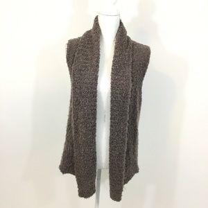 ANN TAYLOR LOFT   Teddy Bear Sweater Vest